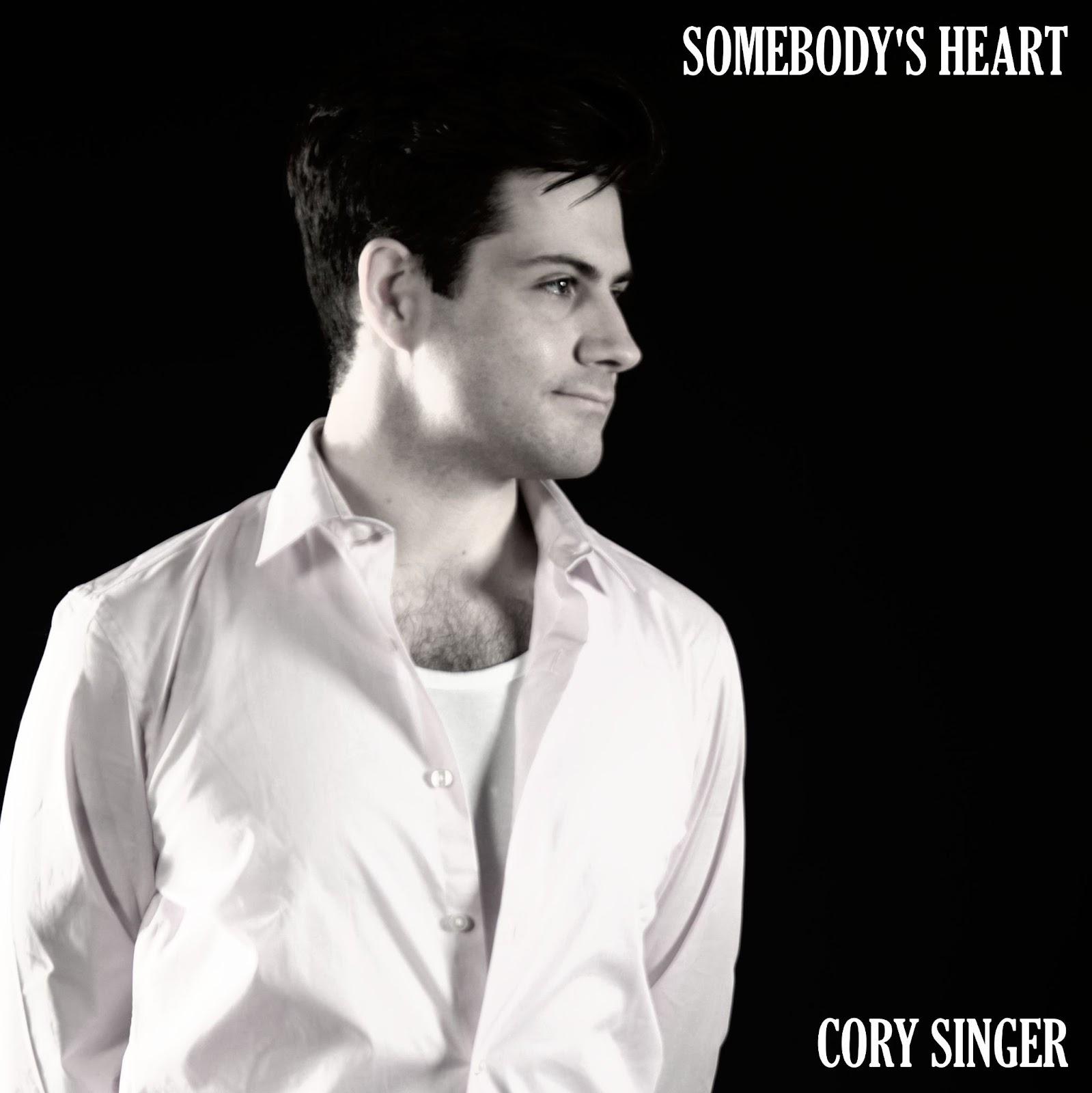 """Jersey Heartbreaker Cory Singer Releases """"Somebody's Heart"""""""