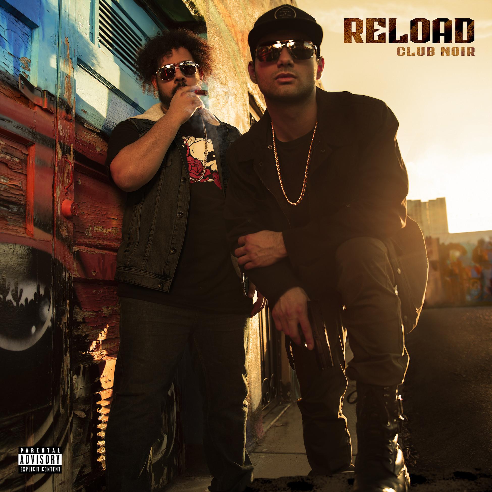 "Club Noir Share Memorable New Single ""Reload"""