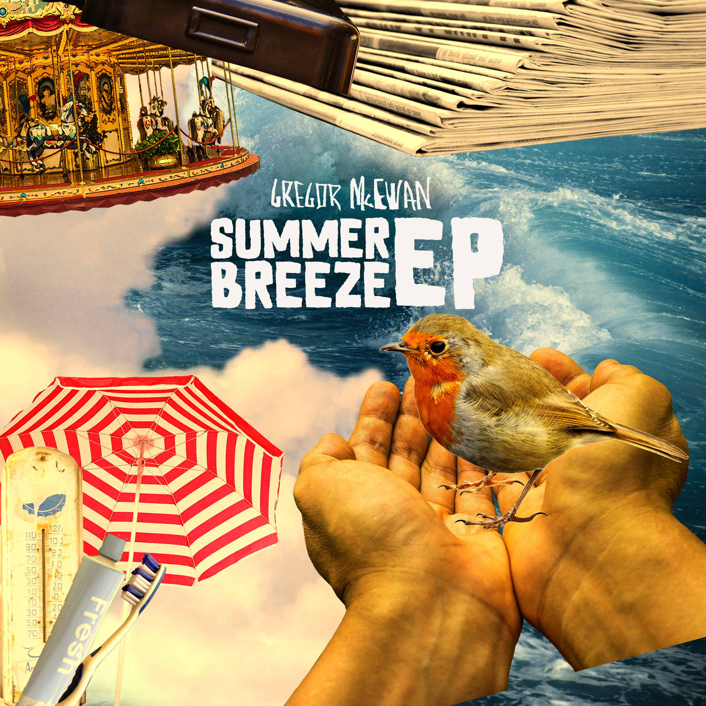 Gregor McEwan - SUMMER BREEZE
