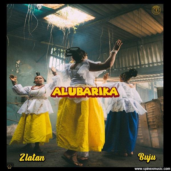 Alubarika By Zlatan Featuring Buju