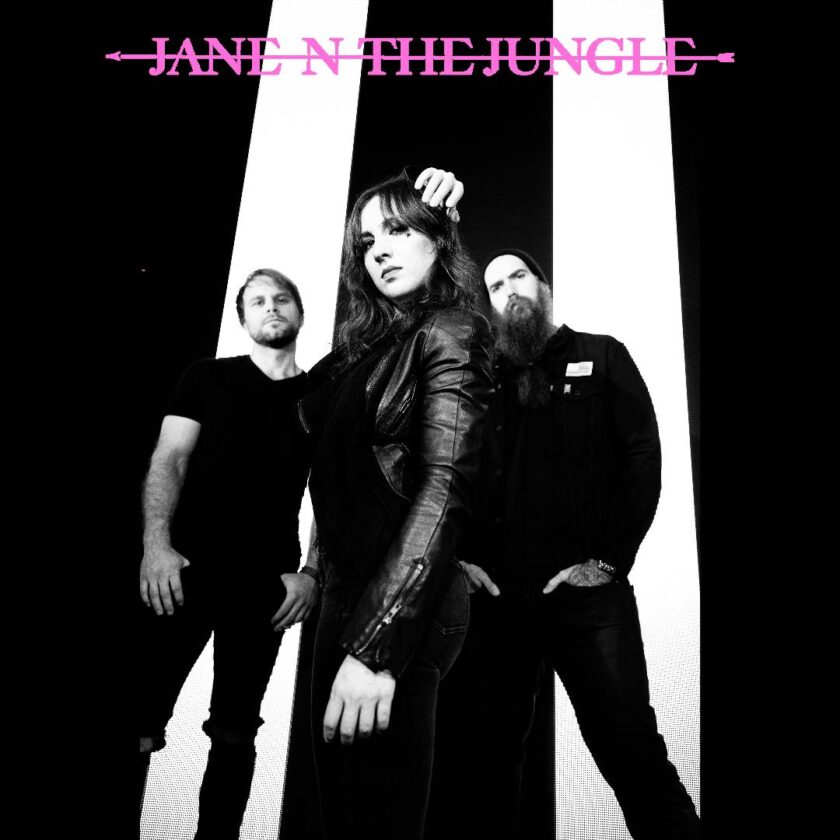 """Jane N' The Jungle - """"Ain't No Other Way"""""""