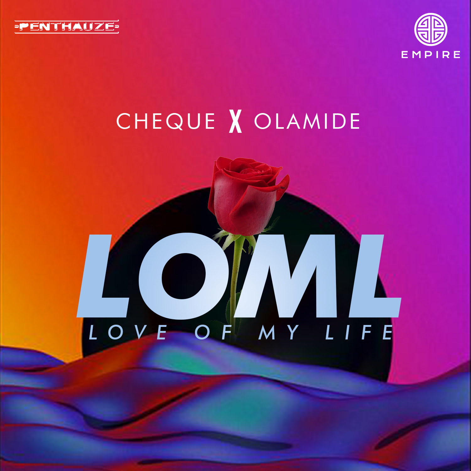 Cheque Serves Up New Single ''Loml'' Ft Olamide