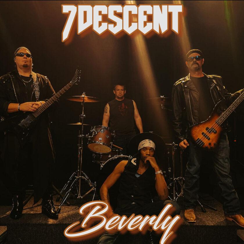 "Rising Rock Sensation 7Descent Releases Debut Single ""Beverly"""