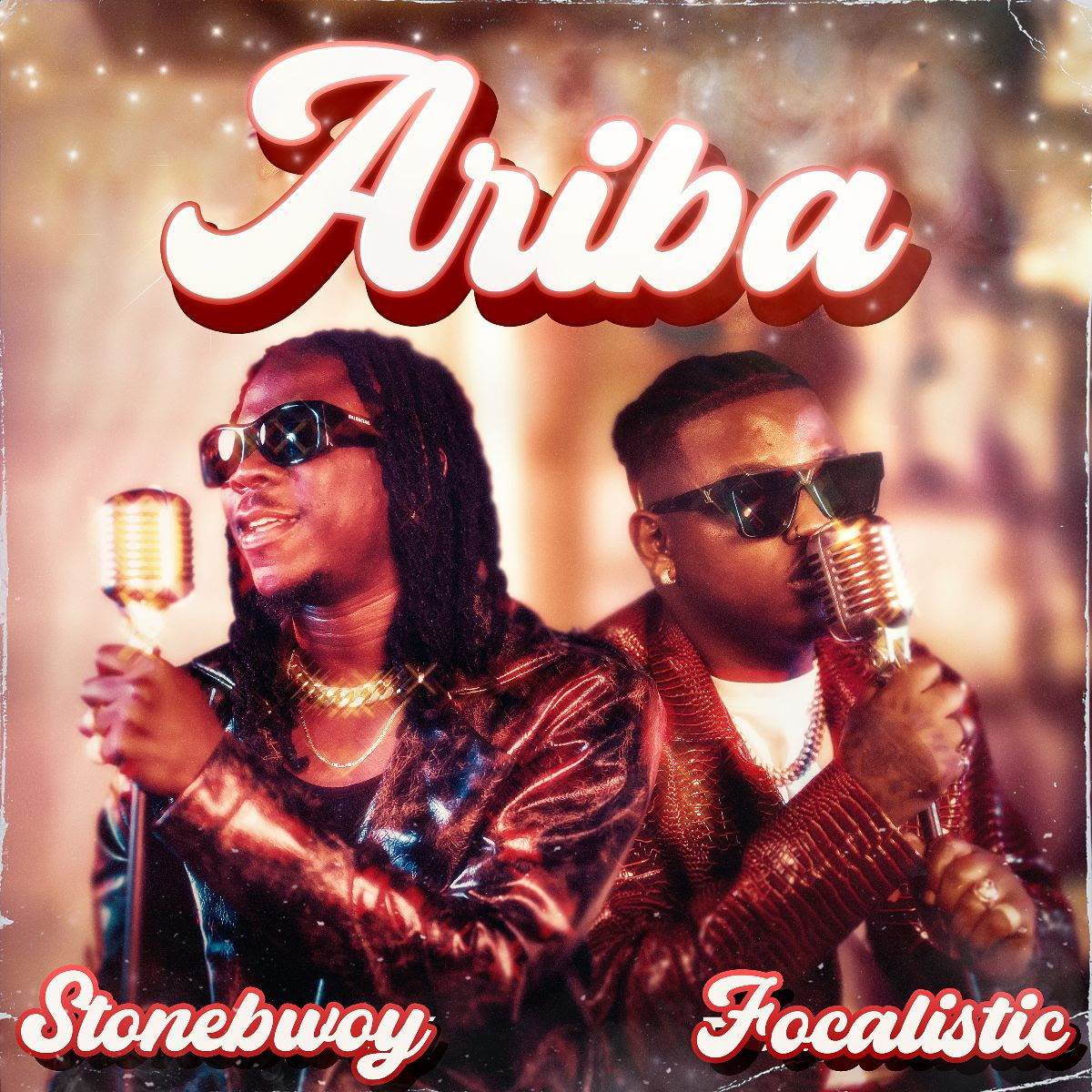 Stonebwoy Teams Up With Focalistic On Catchy New Single ''Ariba'