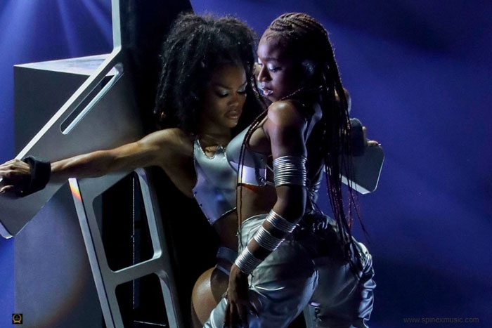 Normani Performs 'Wild Side' At VMAS
