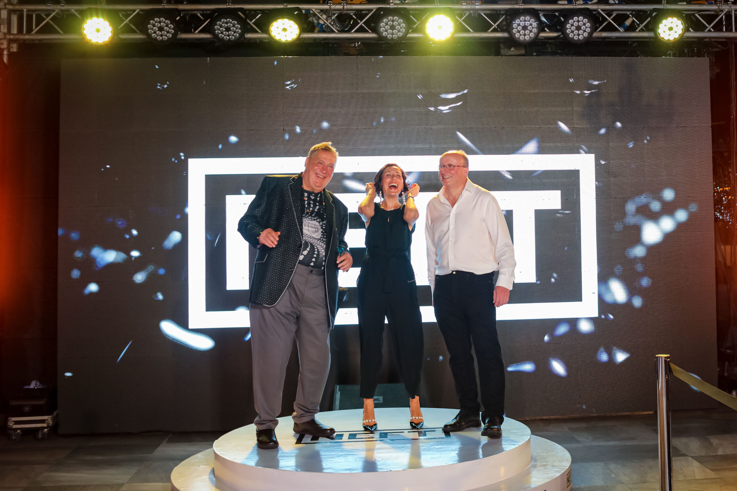 Photos: NEFT, Launches Its 'NEFT Beyond Vodka' In Nigeria.