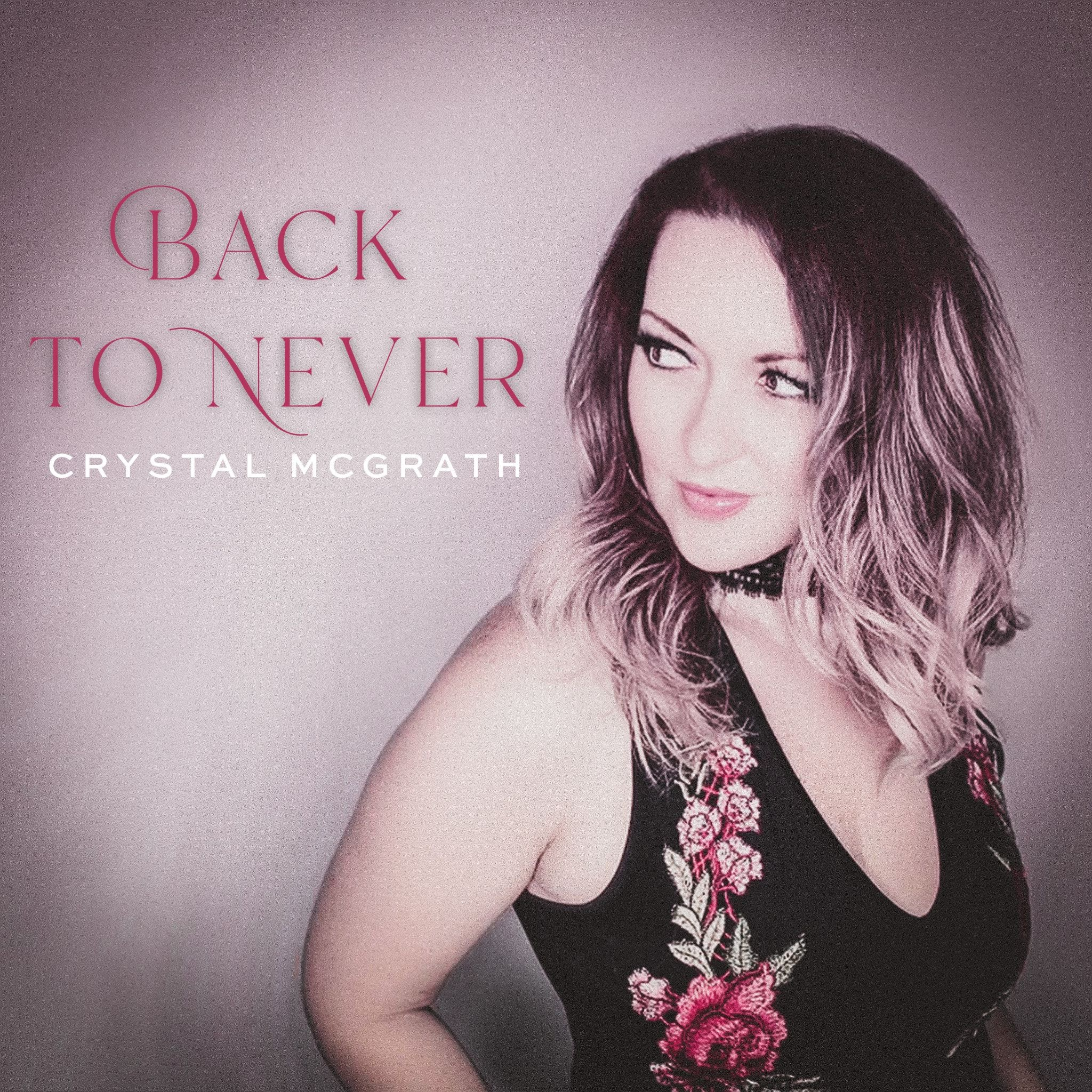 Back To Never By Crystal McGrath