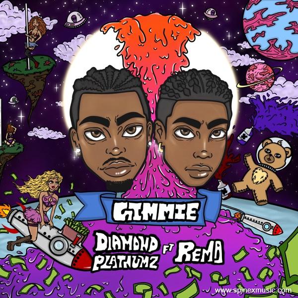 Gimmie By Diamond Platnumz ft. Rema