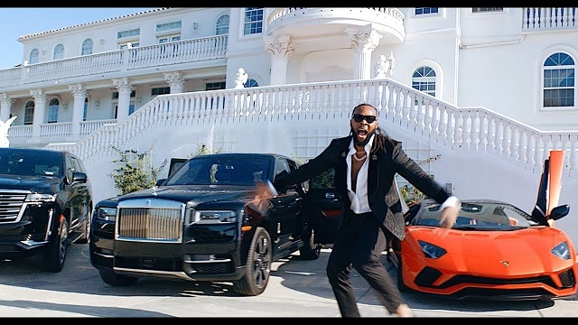 Flavour Releases Hot Music Video For Levels