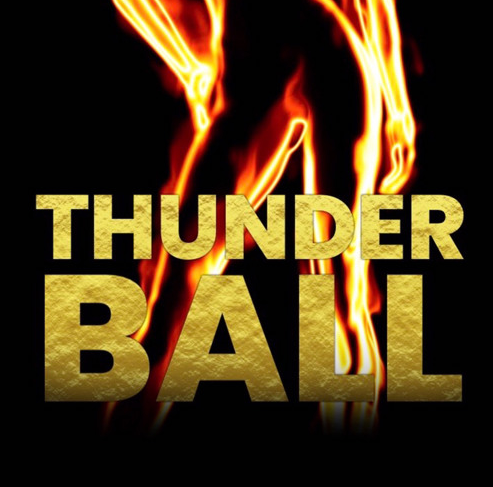 Lamont Caldwell - Thunder Ball