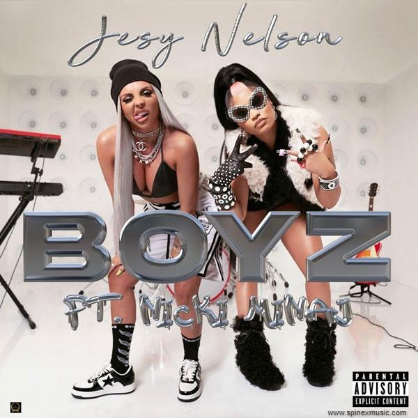 Jesy Nelson Teams Up With Nicki Minaj On 'Boyz'