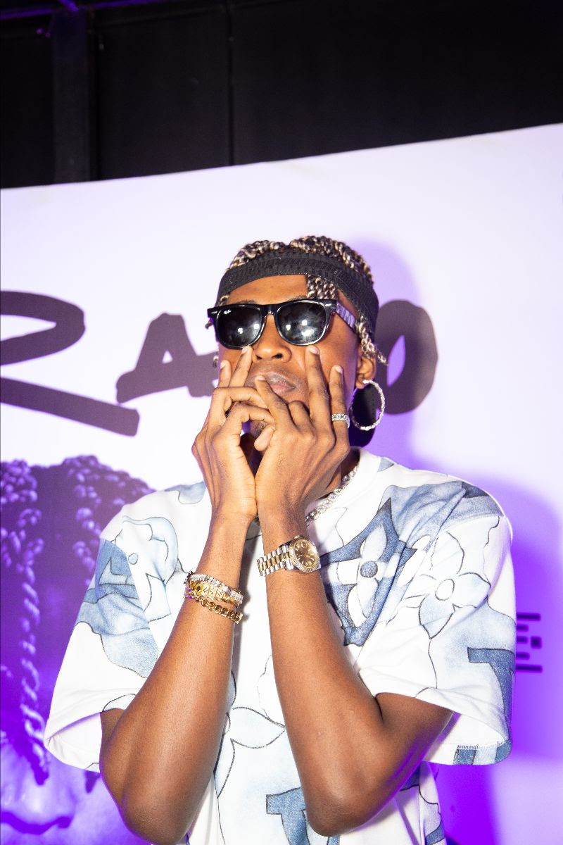 Suprboy Cheque Thrills His Fans TO A Live Performance Of His Album